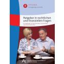 Ratgeber in rechtlichen und finanziellen Fragen bei Demenz - Broschüre der Deutschen Alzheimer Gesellschaft erklärt was zu tun ist