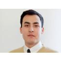 Kampsportande livsmedelsentreprenör får Anders Wall-stipendium för praktik på Svenska Handelskammaren i Shanghai