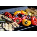 9 goda grönsaker att grilla