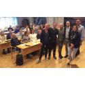Swedish Laplands besöksnäringsföretag möter internationella marknadsexperter
