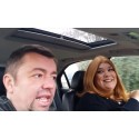 Adele impersonator from BBC Special does her own 'Budget' Carpool Karaoke