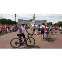 Hampshire stroke survivor set to tackle Thames Bridges Bike Ride