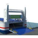 Stena Line führt Batteriebetrieb ein