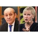Kvinnorörelsen välkomnar Sveriges och Frankrikes offensiv mot prostitution