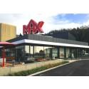 Idag öppnar Max sin första restaurang i Varberg