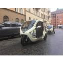 Nollzon: Taxibranschen satsar på fossilfritt