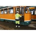 ONE Nordic får spårvagnar att rulla i Norrköping