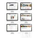 Handelns Utvecklingsråd - före och efter-bilder