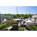 Lisebergs trädgårdsdagar 2019 äger rum 9-12 maj