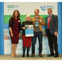 ​ng homes wins prestigious Climate Challenge Award for Youth Engagement
