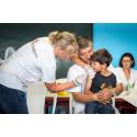 Läkare Utan Gränser utmanar Pfizer i strid om pneumokockvaccin