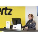 Nytt omsättningsrekord för Hertz Sverige