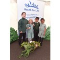 Green-fingered pupils recognised in horticultural competition