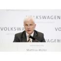 Volkswagen-koncernen redovisar en solid inledning på 2016