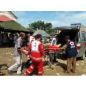 Röda Korset räddar liv i jordbävningsdrabbade Aceh-provinsen