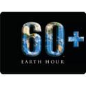 Kommunala byggnader släcker lamporna under Earth Hour