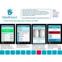 """Evidos lanserar appen """"MediHand"""" mobilt läkemedelsstöd för privatpersoner"""