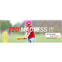 Twenty is the magic number: 20% off all Cricket Dynamics branded cricket equipment throughout the T20 World Cup