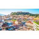 Matkavekan Kreikka  tarjoaa tänä vuonna paljon kiehtovia uutuuksia