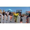 Roskilde: Solen skal nedkøle festivalens Fairtrade is