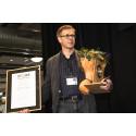 Örjan Martelleur, CEO at MidDec Scandinavia - winner of Stora Inneklimatpriset