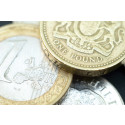 Sterling Slides as Tory Lead Narrows