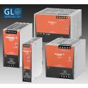 Switchade nätaggregat  med GL-godkännande