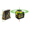 STANLEY lyser op med en ny serie FatMax lasere med grøn laserstråle