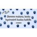 Auttaminen on nyt helppoa Vennerin ja Kauppahalli24:n kanssa