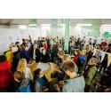 Migration, hållbarhet och glesbygd i fokus på Arkitekthögskolans examensutställning