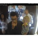 CCTV footage from Corbyn train