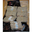 Op Enigma cash seized by HMRC