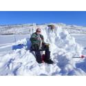 Is - og snøforhold i fjellet i Nordland og Troms per 26. mars 2018