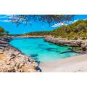 Mallorcas fem bästa stränder