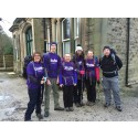 ​Stockton-on-Tees family walk their way to fundraising success