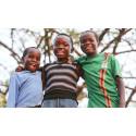 Komplett støtter SOS-barnebyer