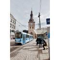 Sporveien oppgraderer trikkesporene i Grensen og Kirkeristen