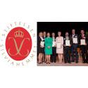 H.M. Drottning Silvia diplomerar nya Silvialäkare