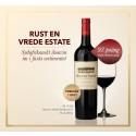 Sydafrikanskt ikonvin nu i fasta sortimentet - Decemberpremiär för Rust en Vrede Estate!