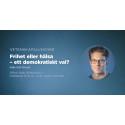 Vetenskapslunch med Kalle Grill
