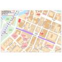 Avstängning Rudbecksgatan asfaltering 6-7 september 2016