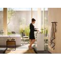 Geometristä kulmikkuutta elegantteihin kylpyhuoneisiin - hansgrohe Metropol-hanat