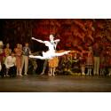 Förbjuden rysk balett på bio i Sverige
