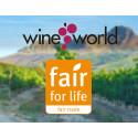 Wineworld först i Sverige att bli certifierat IMO Fair for Life