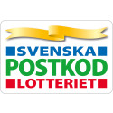 Logotyp Svenska Postkodlotteriet