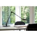 Split: LED arbejdslampe med højt lysudbytte for større skriveborde