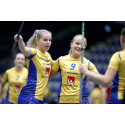 Ljunggren-show när U19-damerna vann premiärmatchen i EFT