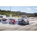 Fantastisk første dag av Rallycross in Hell for Andreas Bakkerud