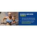Share & Win new TICKR X!