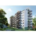Egnahemsbolaget bygger bostadsrätter i Hammarkullen - anlitar Tornstaden